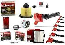 Tune Up Kit 1999-2003 Ford F150 5.4L High Performance Ignition DG508 FP7A FL820S