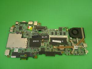 GENUINE Dell Latitude XT2 XFR Laptop Motherboard w/1.4GHz Intel Processor U218F
