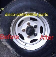 Land Rover Discovery 1 Rueda De Plástico Tuerca Tapa