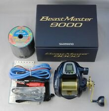 Shimano Beast Master 9000 With PE Line #8(80lb)-900m Electric Reel