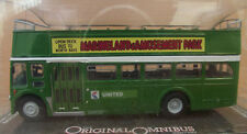 NEW OM41906 CORGI LTD ED. 2146/4000 LEYLAND PD3/QUEEN MARY OPEN TOP BUS/UNITED
