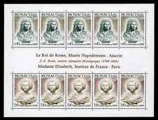1974 MONACO BLOC N°09 DENTELE EUROPA xx