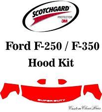 3M Scotchgard Paint Protection Film Pre-Cut Kit 2017 2018 2019 Ford F-250 F-350