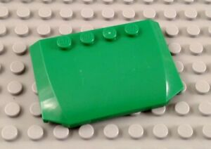 LEGO Dark Purple 4x6 Triple Curved Car Truck Vehicle Roof Piece