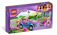LEGO Friends - 3183 Stephanies Cool Convertable - New & Sealed