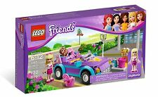LEGO Friends - 3183 Stephanie's Cool Convertible - New & Sealed