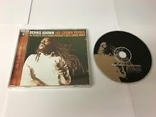 Dennis Brown - Crown Prince (16 Mighty Hits from Reggae's Best Loved Voice CD