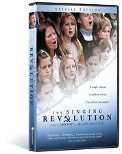 NEW The Singing Revolution (DVD)