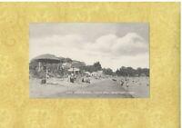 CT Branford 1908-39 vintage postcard LIMEWOOD BEACH INDIAN NECK BUSY! CONN