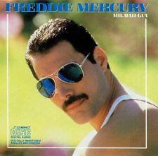 Freddie Mercury - MR. BAD GUY ( AUDIO CD in JEWEL CASE )  FREE SHIPPING