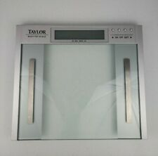 Taylor Body Fat Scale : Body Weight/ Body Fat% Set Up & Save To Help Weightloss