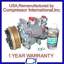 2007-2008 Honda Fit 1.5L OEM Reman A/C Compressor