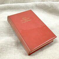 1964 Vintage Francese Libro The Old Cameriera La Vieille Fille Honore De Balzac