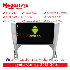 """10.1"""" Android 9.1 Quad Core Car non dvd Player GPS For Toyota Camry 2012-2016"""
