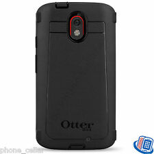OEM Otterbox Defender Series Black Shell Case for Motorola DROID Turbo 2