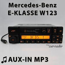 Mercedes Classic BE1150 AUX-IN MP3 Klinke W123 Radio E-Klasse Kassettenradio RDS