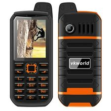 Telefono cellulare Rugged VKworld Stone V3 Plus Dual SIM Power Bank Arancione