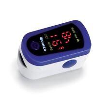 Pulsossimetro da Dito con Display LED Saturimetro Misuratore Ossigeno Ossimetro