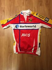 Vintage Barloworld Bianchi Cycling Jersey Mens Small 3