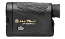 Leupold Rx-2800 Tbr/W Oled Black/Gray Laser Rangefinder (171910)