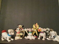 101 Dalmatians McDonald's figurines - from 1996 video release