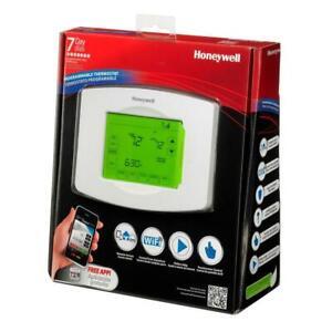 Honeywell Smart WiFi Thermostat RTH8580WF
