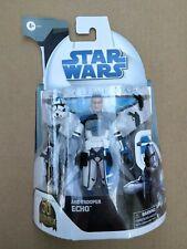 Star Wars The Black Series Arc Trooper Echo 501st Clone Wars TARGET EXCLUSIVE