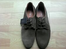 Tommy hilfiger mens shoes size uk 8 eur 42 usa 9 brown suede leather (colton 58)