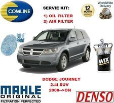 FOR DODGE JOURNEY 2.4 SUV 2008-->ON OIL AIR FILTER SERVICE KIT