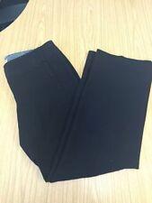 River Island Straight Leg Regular Mid Trousers for Women
