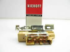 Niehoff DR142C Ignition Starter Switch W/o Tilt Wheel