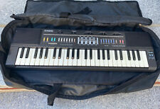 Vintage Casio Casiotone MT-205 Electronic Keyboard Piano w/ Travel Bag EUC