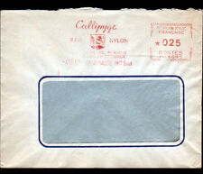 "ANNEMASSE (74) USINE de SOUS-VETEMENTS La Savoyarde / BAS NYLON ""CALLIPYGE"" 1961"