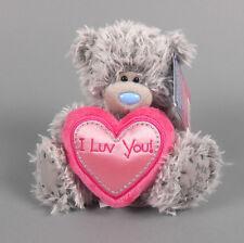 "ME TO YOU 6"" Gray Tatty Teddy Bear I Luv You Douglas Cuddle Toys"