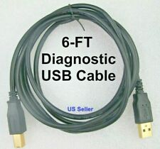6 Foot USB Interface Cable Compatible with GM Multiple Diagnostic Interface MDI2