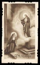 santino seppia ediz. FB n.412 S.MARGHERITA ALACOQUE