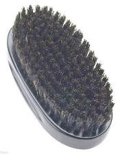 Diane #D8167 Soft Boar Bristle Wood Palm Hair Brush