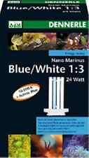 Dennerle Nano Marinus blue/white 24W, Ersatz Leuchtmittel Meerwasser Salzwasser