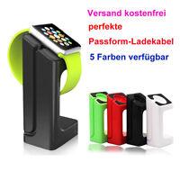 Dock Ladehalter Charging Stand Station Ladestation Für Apple Watch 38 42mm 2015