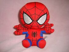 "2017 Ty Beanie Babies Marvel Spider-man Plush beanbag 6"""