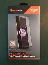 Blackweb Samsung Galaxy S9 Curved Glass Screen Protector