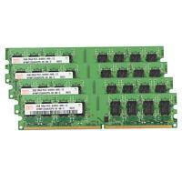 8GB 4X2GB PC2-6400 DDR2 800mhz Memory For Dell OptiPlex 755 760 960 XPS 410 420