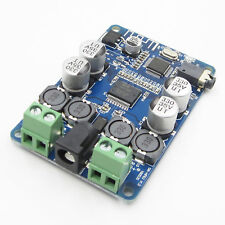 TDA7492P Bluetooth Audio Receiver Power Amplifier Board have AUX Interface
