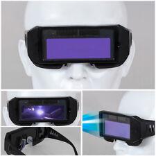 SOLARE AUTOMATICO Occhiali saldatore saldatura protettivi schweißerschutzbrille