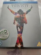 Michael Jackson This is it Blue ray disc New and sealed