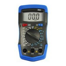 Multimètre Numérique HOLDPEAK HP-36C Compact AC/DC 600 V - 10 A Prix Sacrifié !