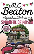 Agatha Raisin and a Spoonful of Poison by M. C. Beaton, Book, New (Paperback)