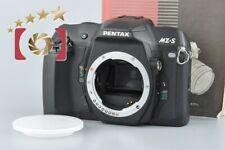 Excellent!! PENTAX MZ-S Black 35mm SLR Film Camera Body