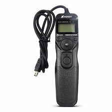 MC-DC2 Timer Remote Shutter Release cord f Nikon D90 D3100 D3200 D500 D5000D7000