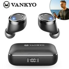 Vankyo X200 Led Wireless Earbuds Headphones Headset for iOs Android Cellphone
